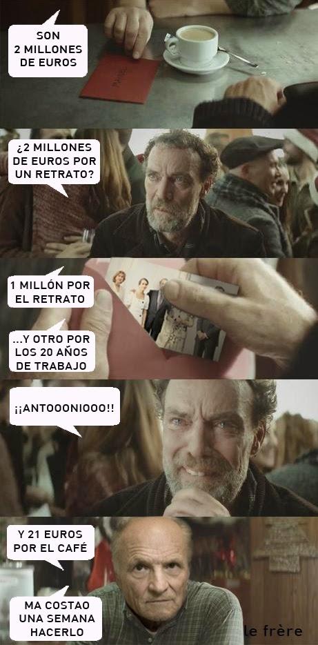 """""""Antonio López"""", """"retrato"""",""""familia Real"""",""""hiperrealismo"""",""""anuncio"""",""""lotería"""",""""navidad"""",""""20 años"""",""""meme"""""""