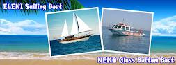 BOAT TRIPS - HERSONISSOS - CRETE