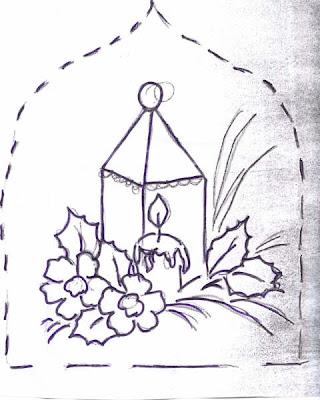 velas de natal Desenhos de velas de natal para colorir.Dibujos navidenos.