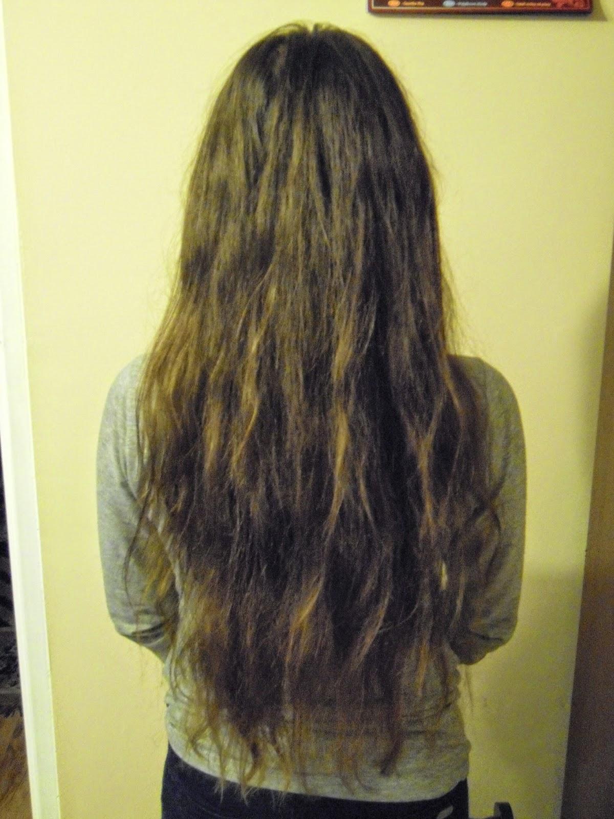 Aktualizacja włosów Styczeń 2015
