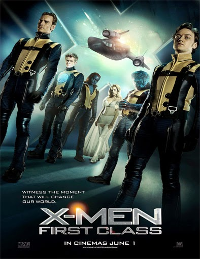 Ver X-Men: Primera generación (2011) Online