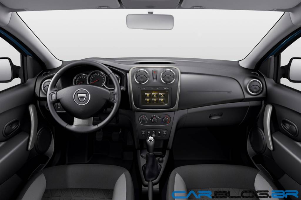 dacia sandero stepway 2014 models autos post. Black Bedroom Furniture Sets. Home Design Ideas