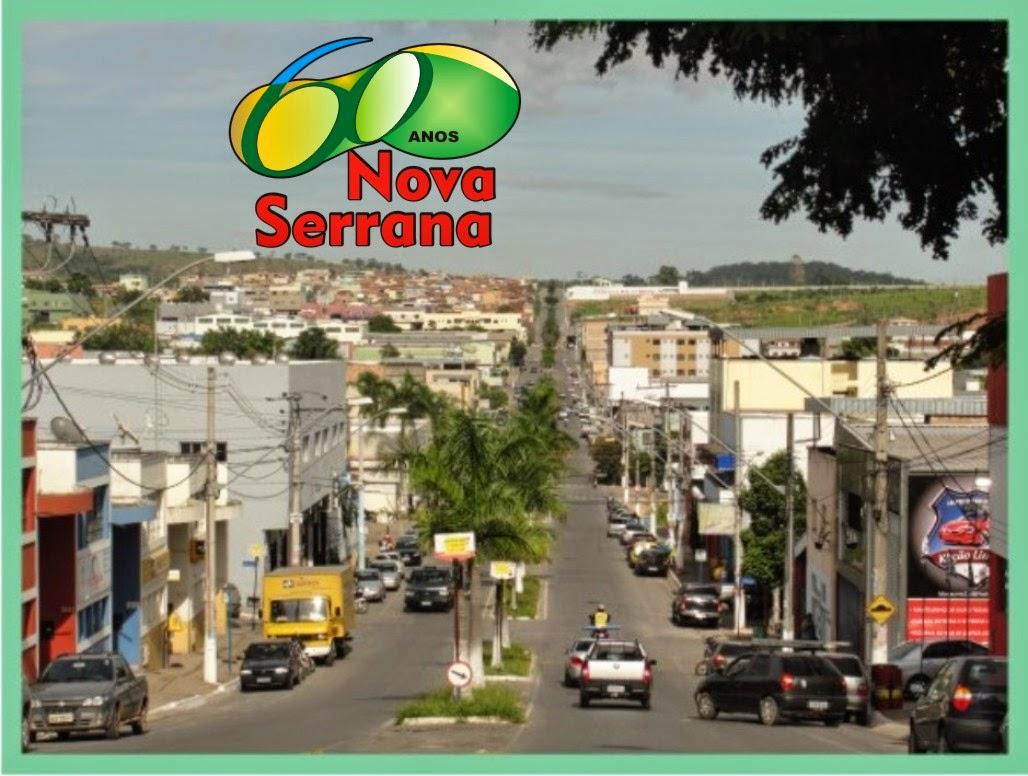 Nova Serrana 60 Anos de Emancipação do Município