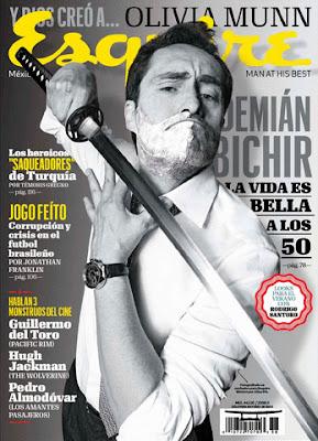 Revista Esquire México Julio/2013 PDF HQ *9 Servidores*