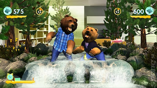 Kinect Nat Geo TV - Bears