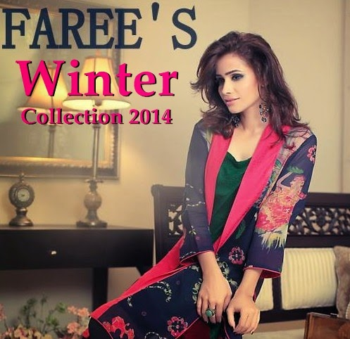 Faree's Winter Prêt Collection 2014-2015