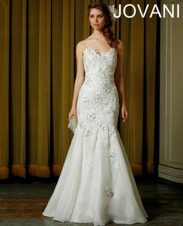 Western Wedding Dresses: She247: Latest Wedding Gowns For Western Brides 2014