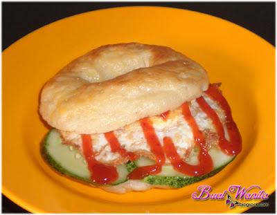 Resepi Roti Bagel Lembut Gebu Sedap. Cara Buat Roti Sandwich Bagel Lembut Sedap Simple Senang