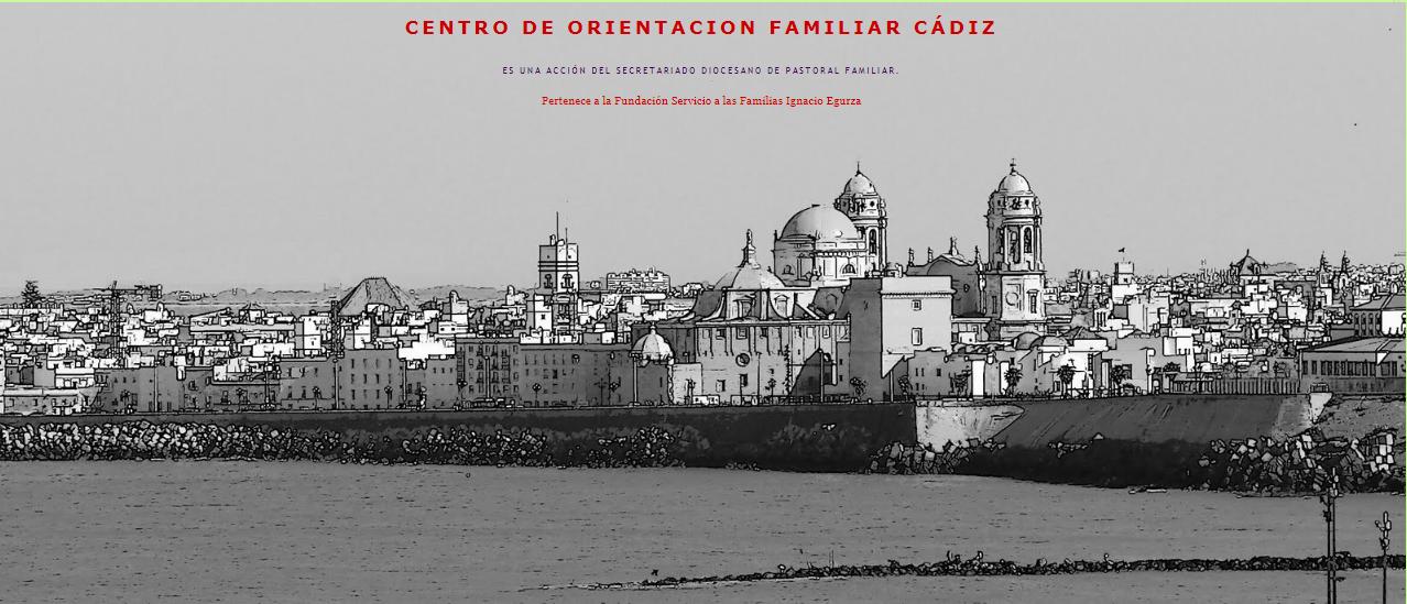 Centro de Orientacion Familiar Cádiz