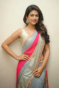 Shraddha das Latest Photos in Saree-thumbnail-3