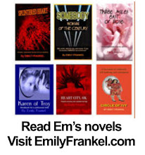 Emily Frankel&#39;s Website