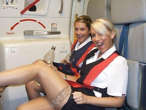 Смотреть порно про стюардесс
