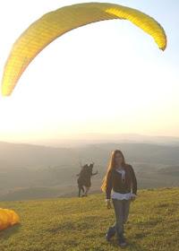Rampa de Paragliding.