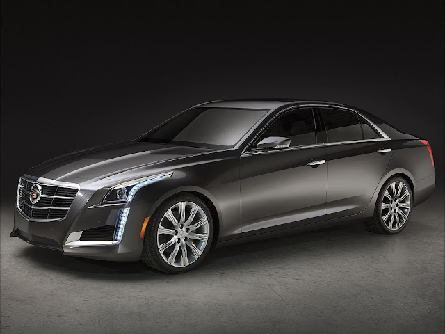 2014 Cadillac CTS: A Sneak Preview [UPDATED]