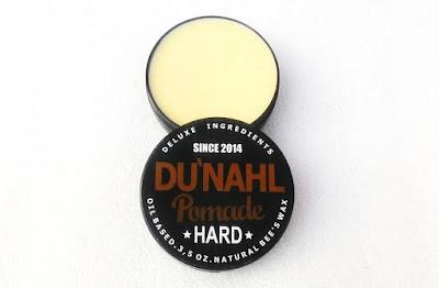 Dunahl Hard (Du'nahl) Organic Healthy Pomade