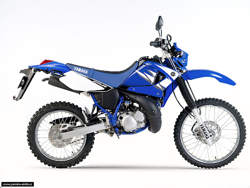 Yamaha DT series title=