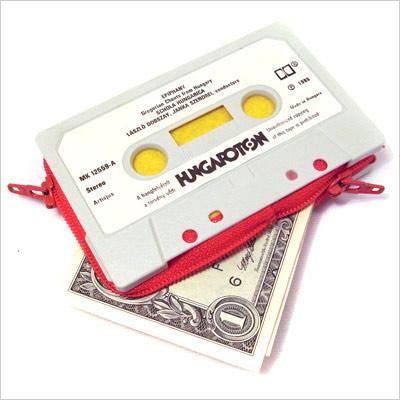 Monedero Cassette de Marcella Foschi