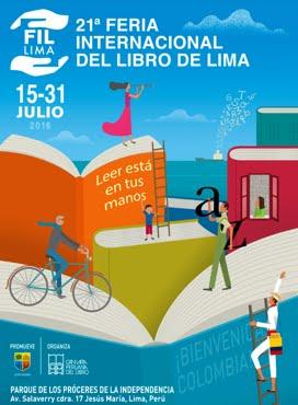 23 y 24 JULIO 2016 / FIL Lima