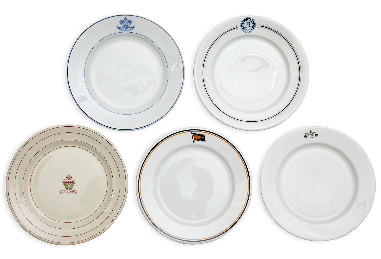 By the time I got to Fishs Eddyu0027s One Kings Lane sale it was slim pickings but I couldnu0027t help admiring the collection of Vintage Plates for sale.  sc 1 st  Let the Tide Pull Your Dreams Ashore & Let the Tide Pull Your Dreams Ashore: Fishs Eddy