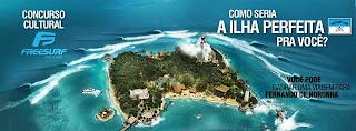 Concurso Cultural Ilha de Sonho