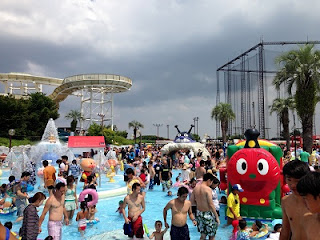 Anpanman pool
