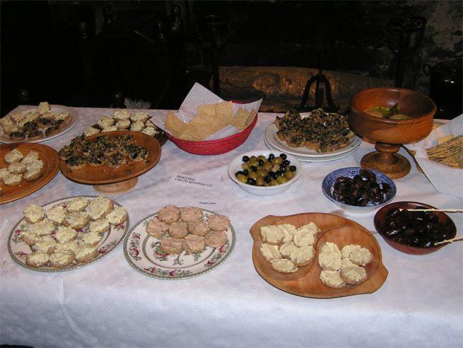 roman food history