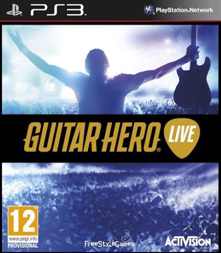Download Guitar Hero Live PS3 Torrent