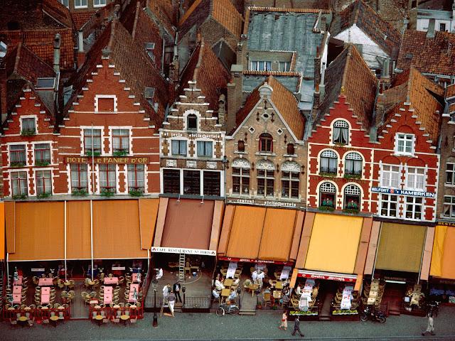 Grote Market Brugge, Bélgica