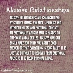 Emotional Recovery After an Abusive Relationship | Post Abortion Healing