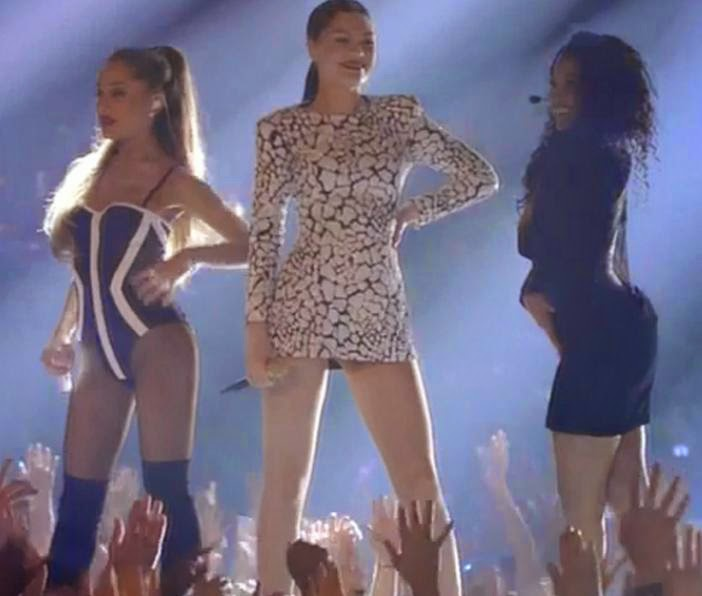 2014 MTV Video Music Awards, VMAs, Ariana Grande, Nicki Minaj, Jessie J