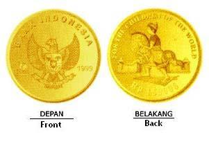Uang Koin Indonesia Paling Langka