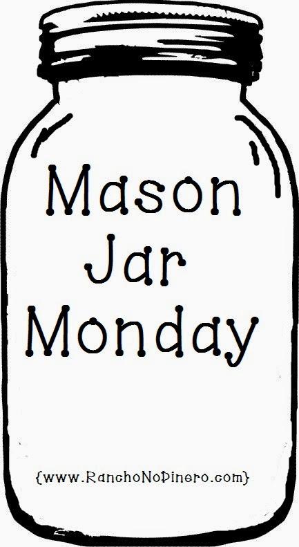Mason Jar Pantry