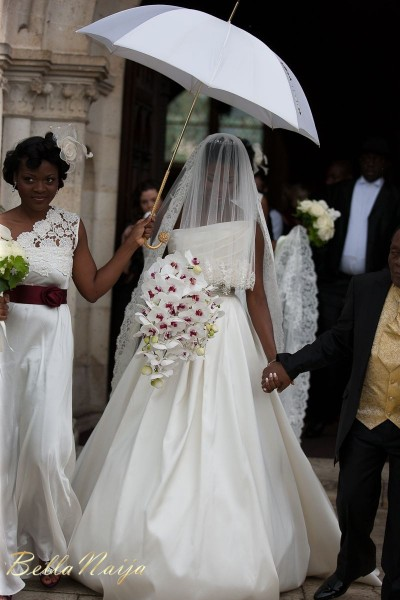 Stephanie Okereke Wedding