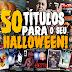 50 bons títulos 'esquecidos' do Terror para assistir ou rever neste mês de Halloween!