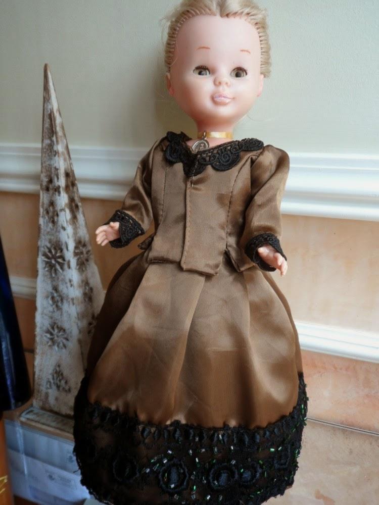 vestido de baturra para Nancy