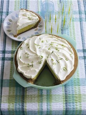 key lime pie, recipe, hummingbird bakery's key lime pie,