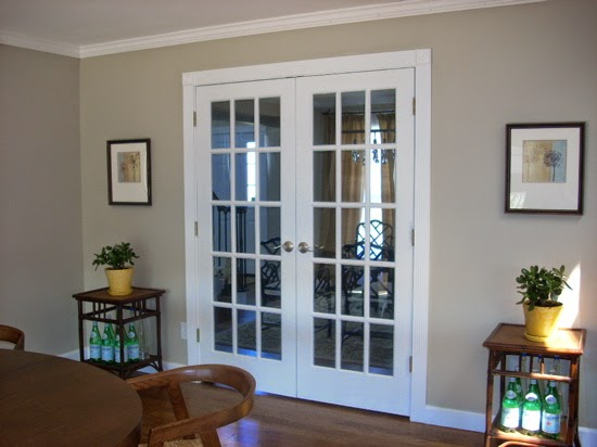 Benjamin moore s thunder also looks great as a kitchen wall color - C B I D Home Decor And Design Small Changes Big Impact
