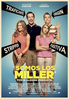 Quien son los Millers (2013)
