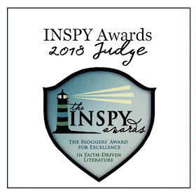 INSPY Award Judge for Young Adult Lit 2018