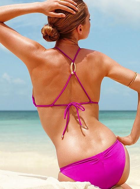Doutzen Kroes in bikini