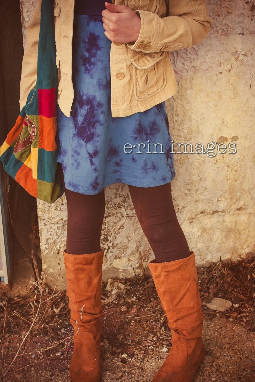 hippie+tiedye+skirt - The Retro Vibe of Tie-Dye