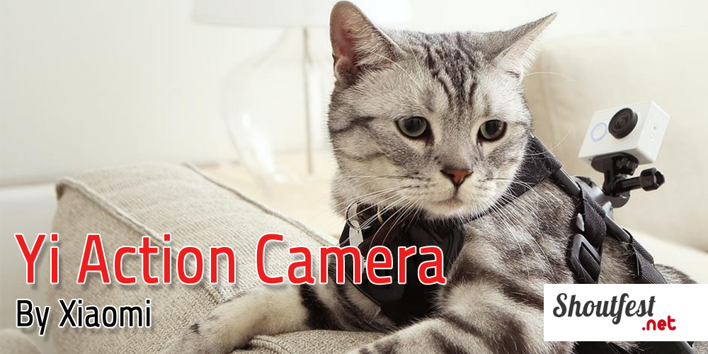 yi action camera by xiaomi