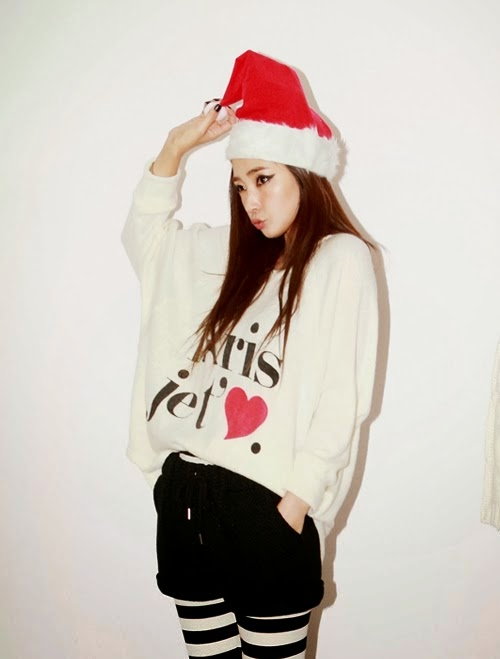 Paris Is Love Knit Sweater