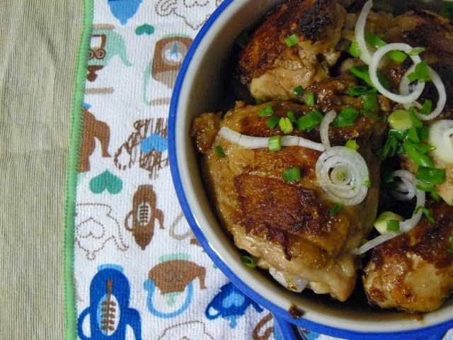 Kurczak po malezyjsku
