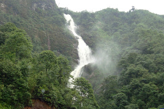 Silver Falls in Sapa - Vietnam