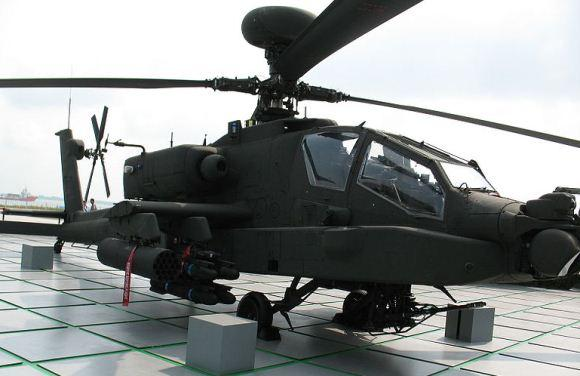 Apache AH 64D Longbow RSAF