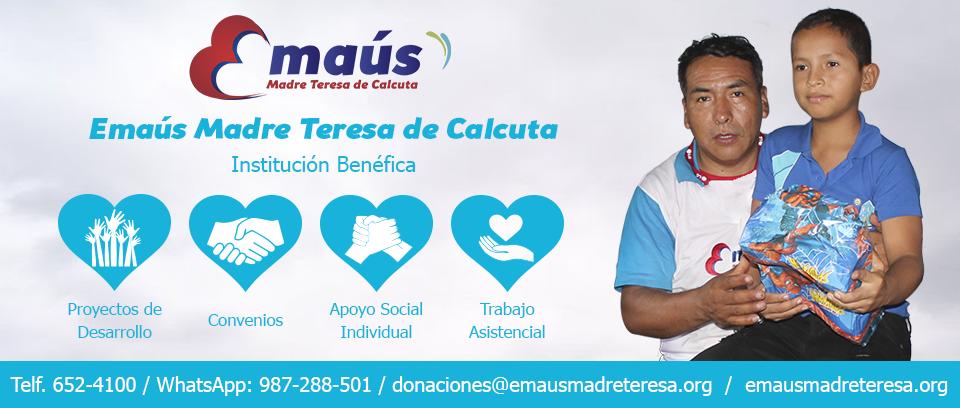 Emaus - Madre Teresa de Calcuta