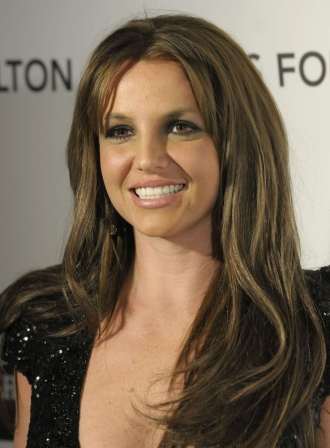 coiffure coloration mche miel chatain britney spears chtain mche miel britney spears - Coloration Chatain Clair Miel
