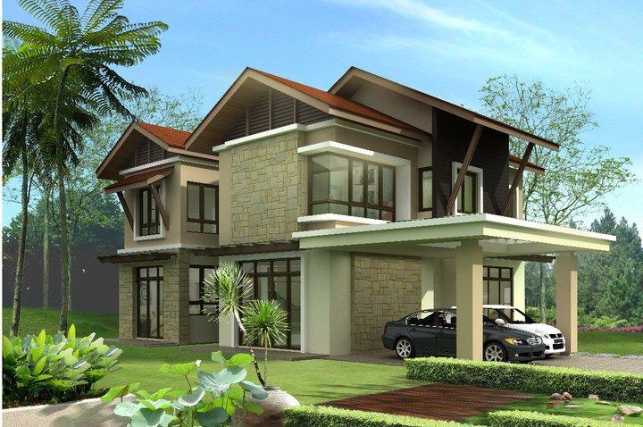 Gambar Rumah cantik, Nemu berkat browsing - Informasi dan Model Rumah