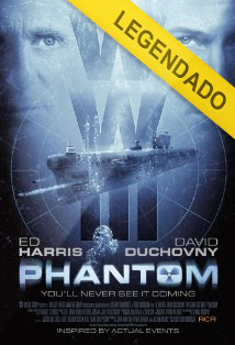 Phantom: Submarino Fantasma – Legendado